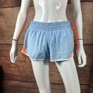 Nike Shorts Dri Fit Light Blue (a102)